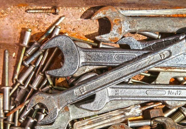 How to Remove Rust from Tools - Bob Vi