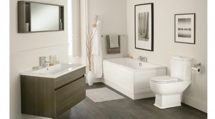 Transform your Bathroom on a Budget | Home Trends Magazi