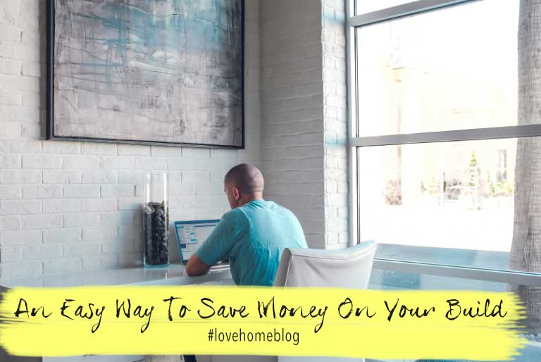 The Easiest Way To Save Money On Your Renovation or Building .