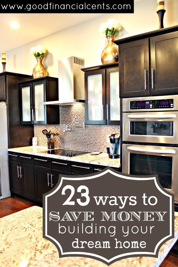 How to save money on your interior plans