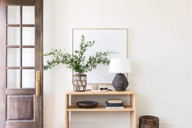How To Style Your Entryway Conso