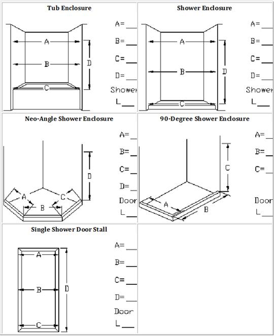 Shower Doors Vancouver BC | Frameless Glass Shower Doors Vancouv