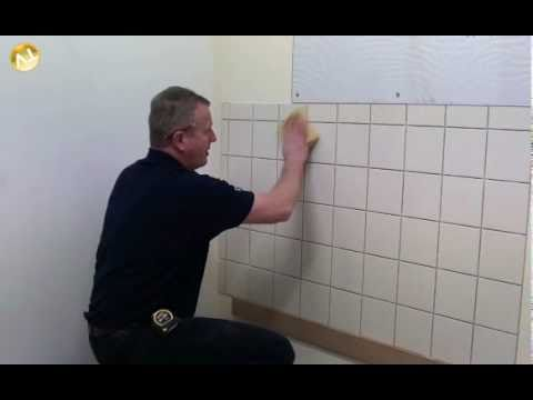 Tommy's Trade Secrets - How To Tile A Wall - YouTu
