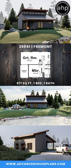78 Best Cabin Plans images in 2020 | Cabin plans, Cabin, House pla