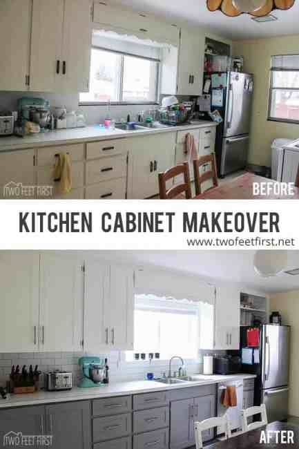 Update Kitchen Cabinets for Cheap | Cheap kitchen cabinets, Update .