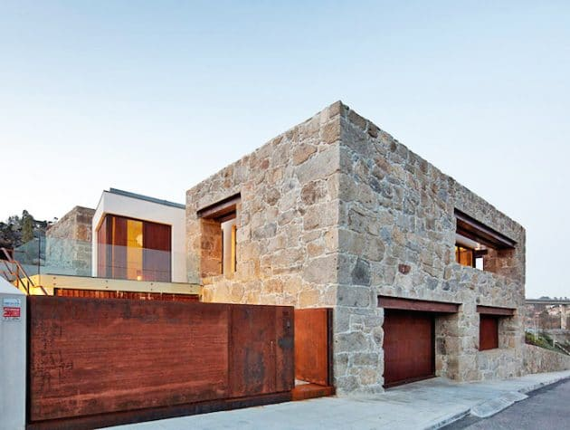 Using Natural Stone in Architecture & Desi