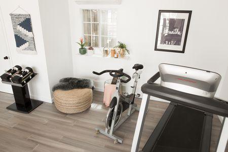 28 Creative Home Gym Ide