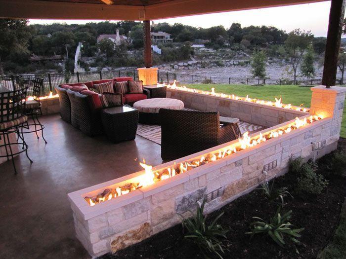 Outdoor Fire Designs #Designs #Fire #Firepit #Firepit area .