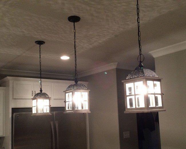 DIY Ways To Achieve The Perfect Lighting | Light decorations .