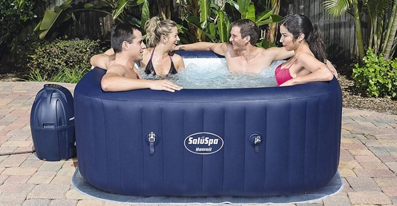 The 5 Best Inflatable Hot Tubs - [2020 Reviews & Guide] | Outside .