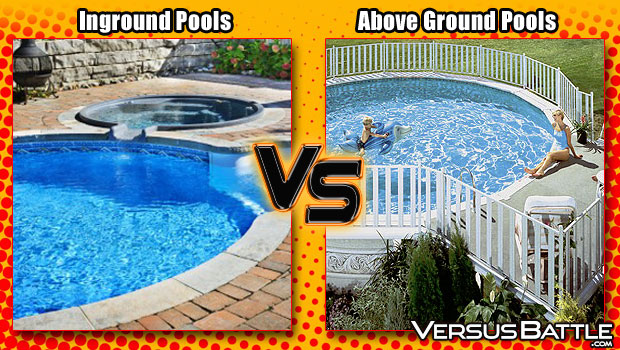 Best Choice for Swimming Pool: In-Ground vs Above Ground Pool .