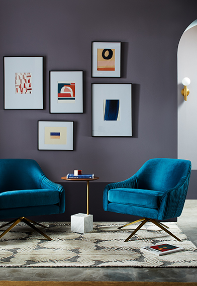 Interior design 101: how to choose the   perfect corner accent chair