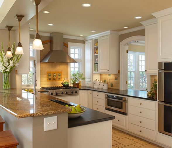 6 Easy Kitchen Remodeling Ideas On A Small Budget | Kitchen .