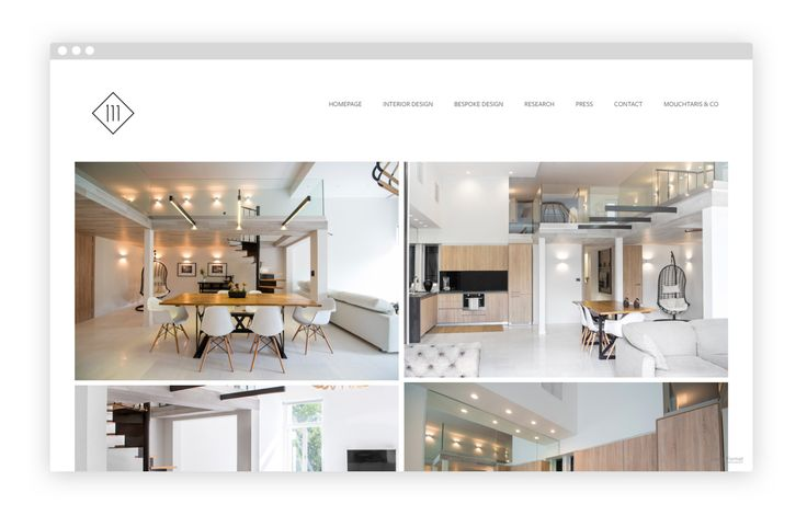 12 Interior Design Portfolio Website Examples We Love | Search by .