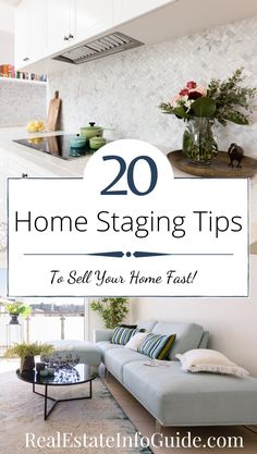 218 Best Tips for Selling Your Home images in 2020 | Home staging .