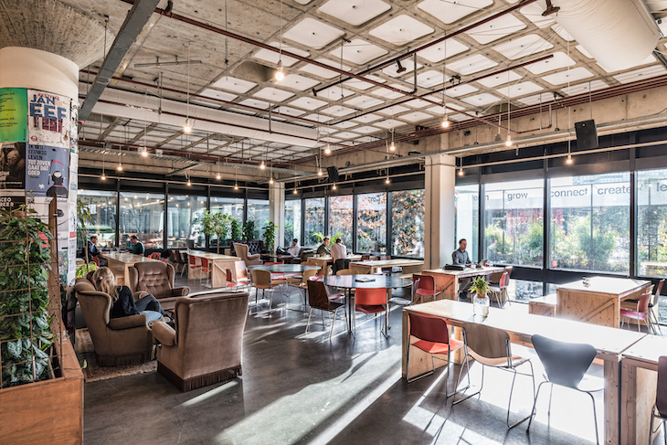 Coworking Space Design Trends to Watch Out Tod