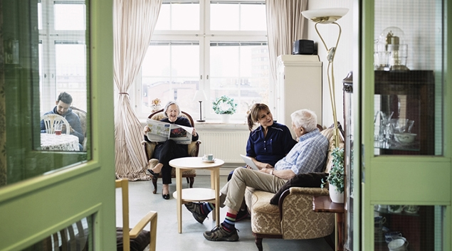 CMS nursing home star ratings overhaul sees 37% of skilled nursing .