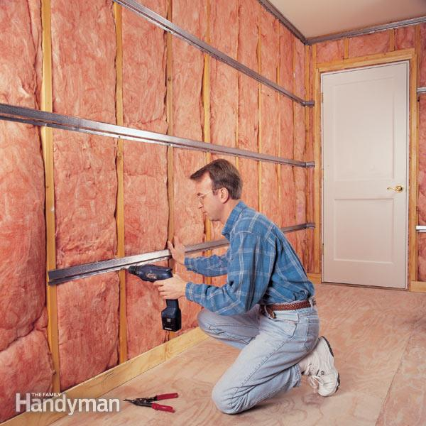 Is your house too loud? Sound insulation with insulation