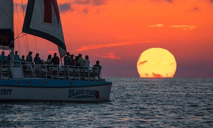 Island Time Sailing in - Panama City Beach, FL | Group