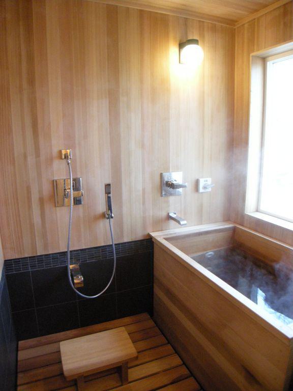 Japanese Bathroom Design For good Bathroom Rustic Japanese .