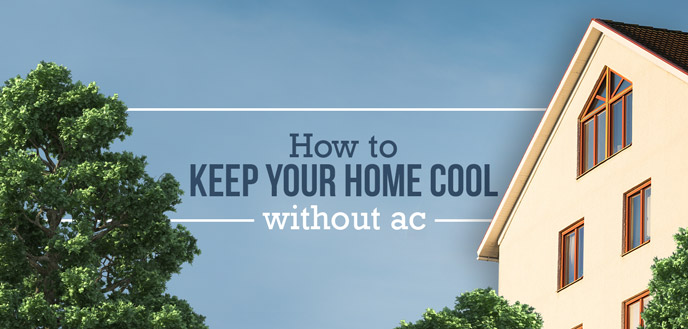 18 Ways to Cool a House Without AC | Budget Dumpst