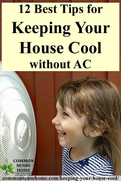 12 Best Tips for Keeping Your House Cool Without AC in Extreme He