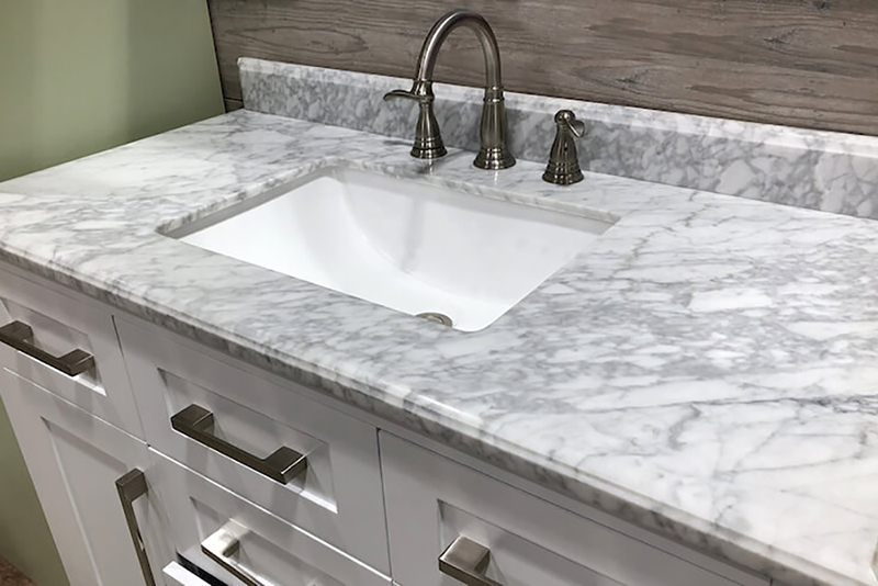 Marble Countertops | 100% Custom Fabrication & Installation by Pr