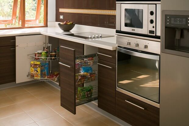 Easy To Clean Kitchen Design Tips & Guidelin
