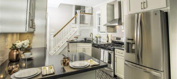 Small Kitchen Design Ideas | Lancaster | Red Rose Cabine