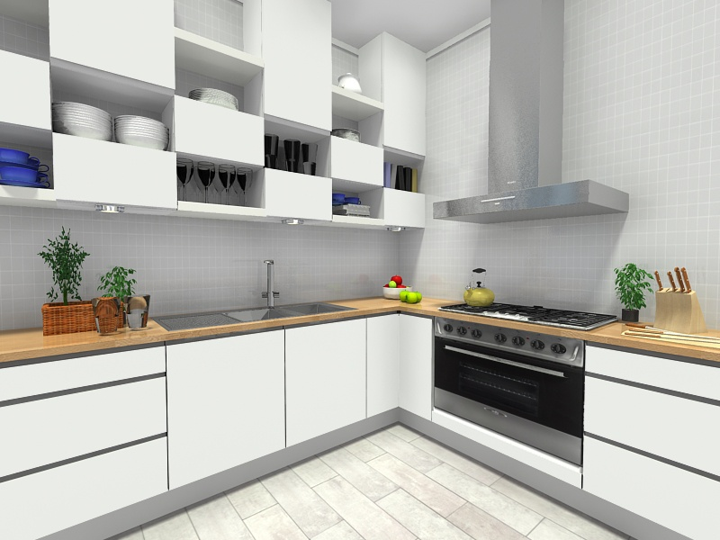 Tips for designing kitchens: How to   redesign a kitchen
