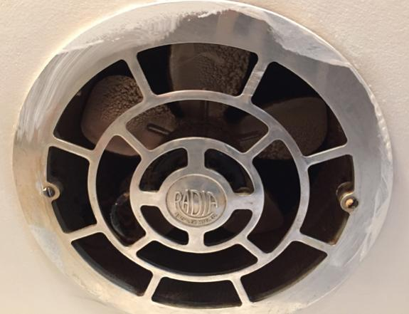 Kitchen Exhaust Fan Replacement - DoItYourself.com Community Foru