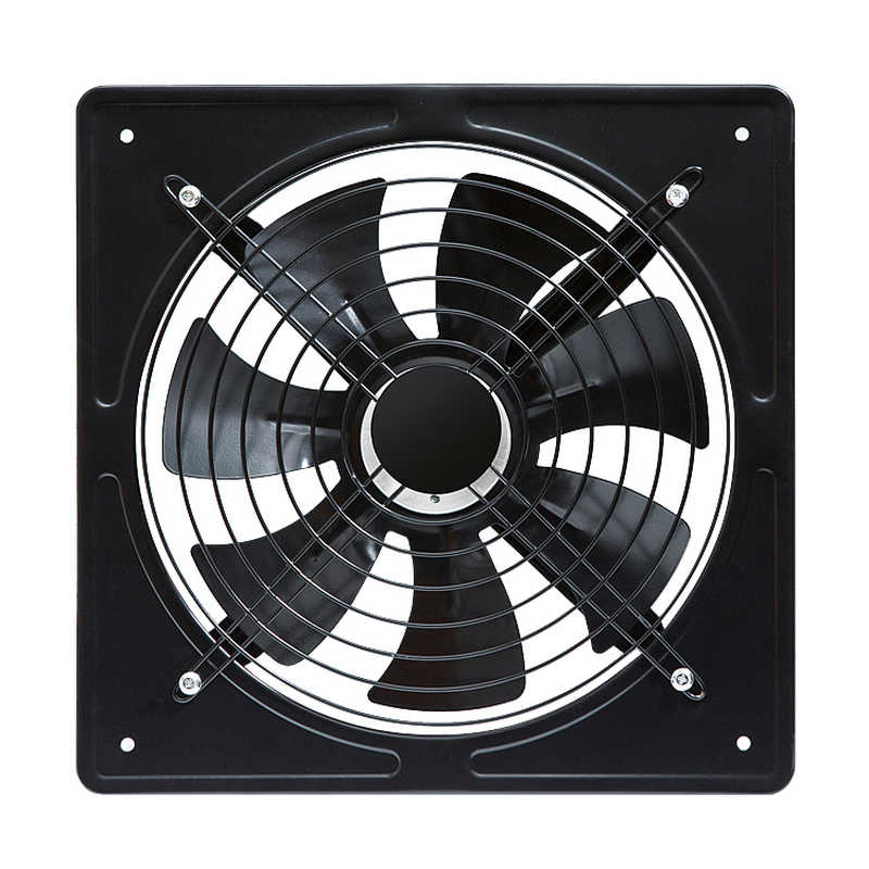 The problems with the ventilation of a   kitchen exhaust fan