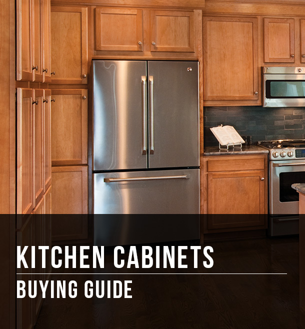 Kitchen Cabinets Buying Guide at Menards