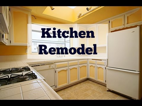 How to Remodel Your Kitchen on a Budget | Two Tone Cabinets .