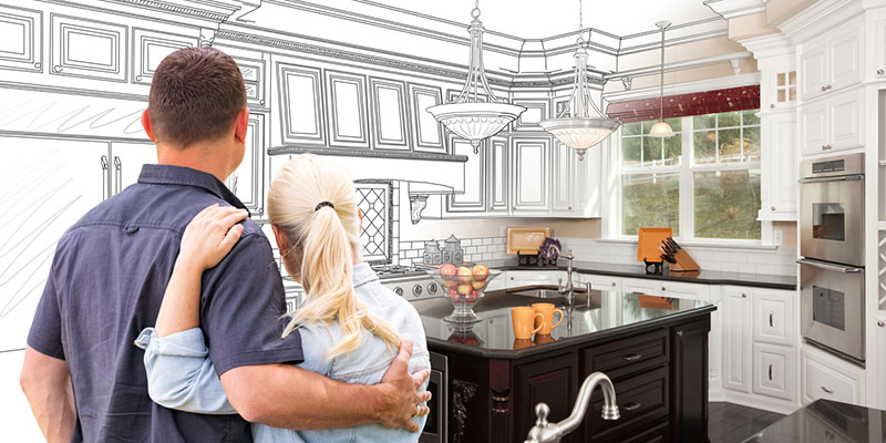 Tips for preparing the kitchen remodeling   for beginners