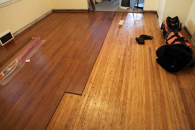 Laminate vs Hardwood Flooring - Difference and Comparison | Diff
