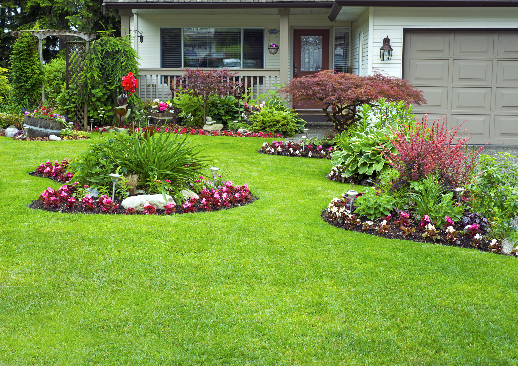 Landscaping professionals: Amazing tips   to curb the attractiveness you need to know today