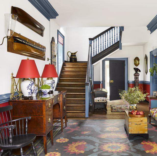 10 Best Entryway Ideas - Stylish Foyer Decor and Decorating Ide