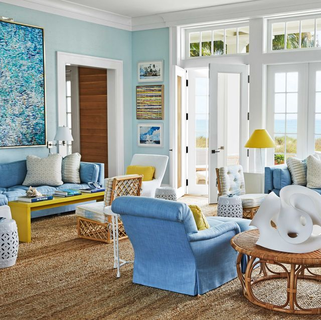 Best 21 Living Room Paint Colors - Beautiful Wall Color Ide