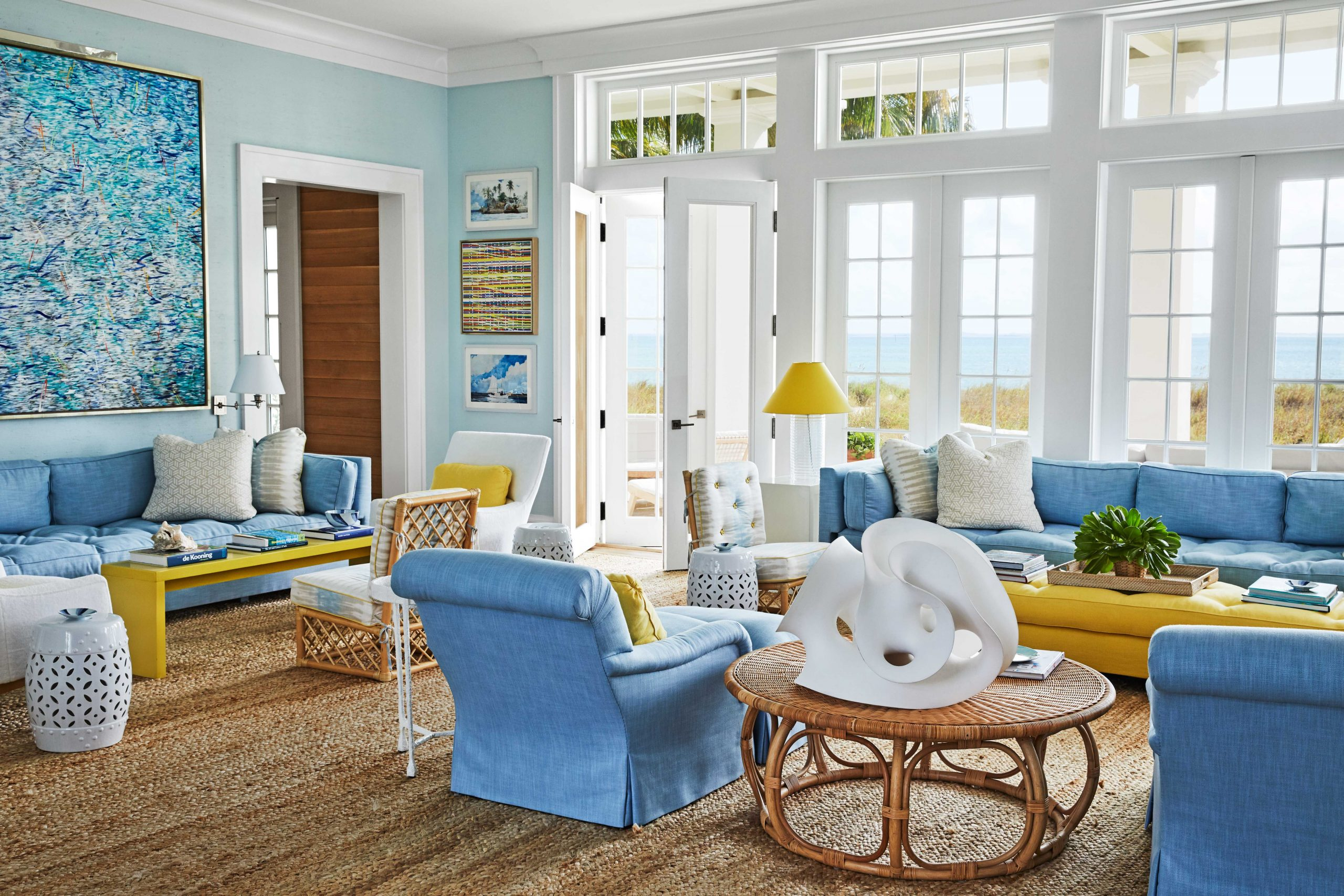 The best living room colors to try to   improve your room