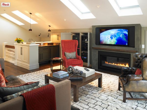The Main Differences Between A Living Room And A Family Ro