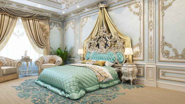 Luxury and creativity: 5 double bed   designs with comfort guaranteed