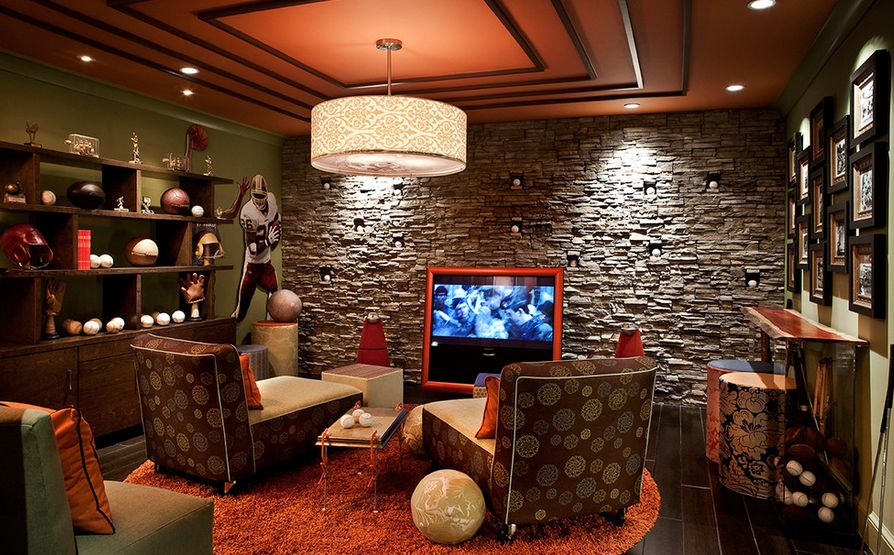 Cave decor ideas, decorations and   accessories to enhance the place