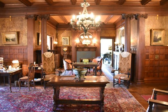 Mansion interior - Picture of Rockcliffe Mansion, Hannibal .