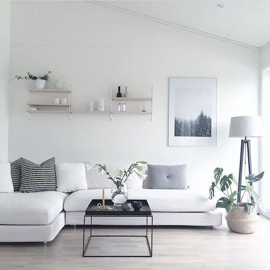10 Minimalist Living Rooms to Make You Swoon | Minimalist .