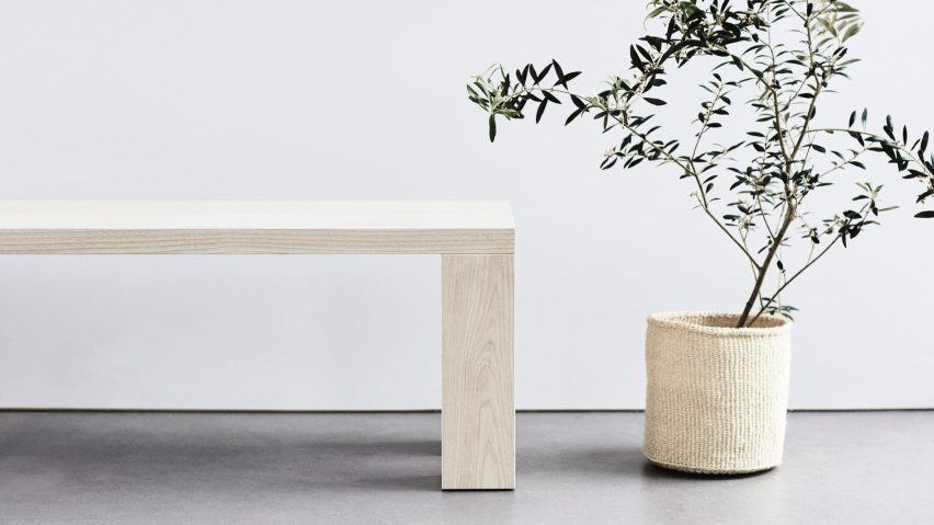 Pure Minimalist furniture collection takes cues from the Hampto