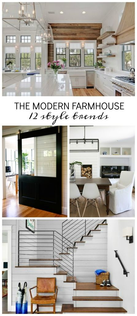 16 Rooms that Showcase Modern Farmhouse Decor Done Right .