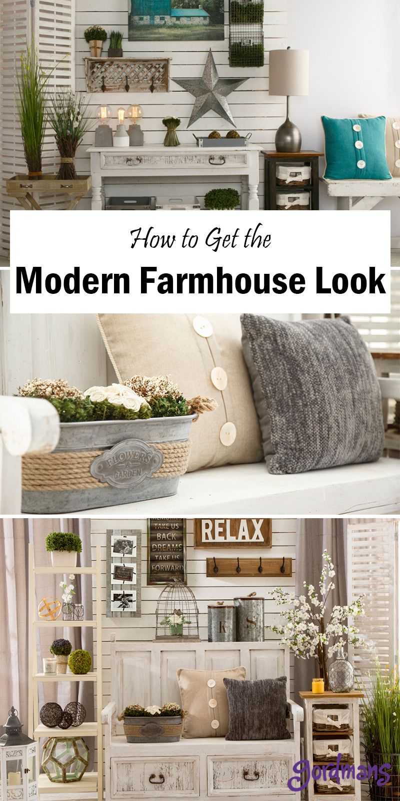 The modern farmhouse decor and how to do   it