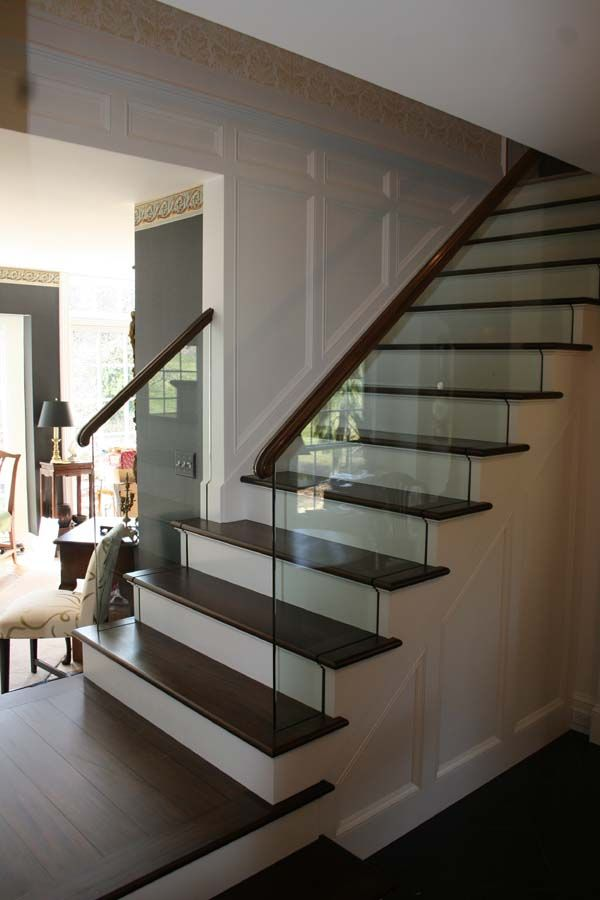 Modern handrail designs that complement   any staircase