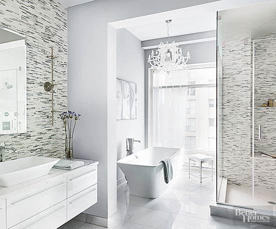 Modern Bathroom Design Ideas | Better Homes & Garde
